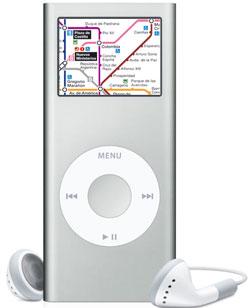 Metro iPod