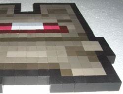 Wabbit, Cubic Pixels