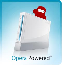 Opera for wii