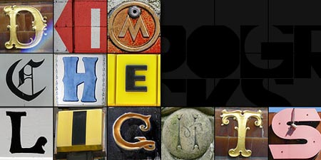 Typography Kicks Ass: Flickr Bold Italic