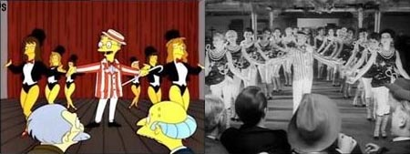 Simpsons y Citizen Kane