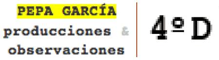Pepa García & Cuarto Derecha