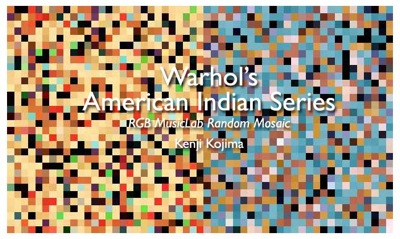 Warhol€™s American Indian Series