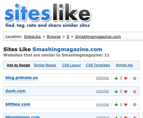 sites like
